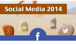 Social Media Statistiken 2014