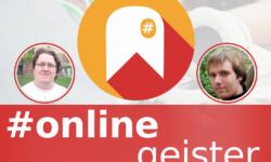 #Onlinegeister - Radio über Netzkultur, Social Media und PR. Mit Tristan Berlet und Christian Allner.
