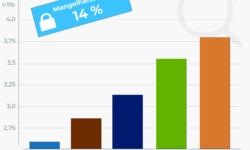Infografik SocialMediaStatistik.de zum Thema google play store