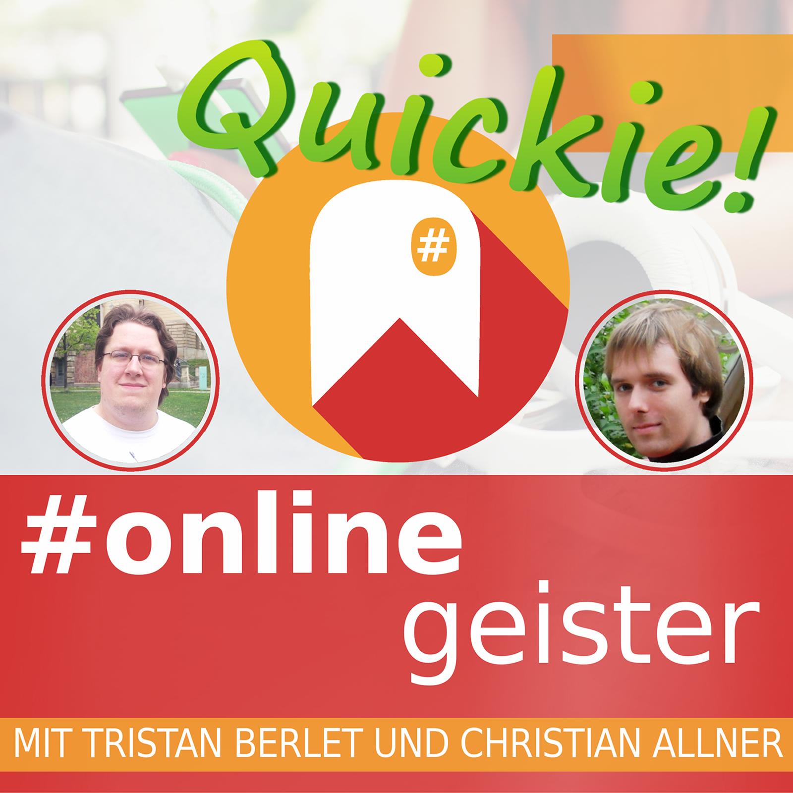 Podcasthinweis: Was ist Snapchat: Snap-Chat mit dem Profi Jochen Hencke — #Onlinegeister Quickie