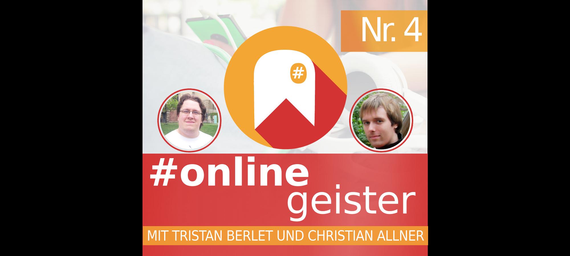 Update zum Podcast: Messenger — #Onlinegeister Nr. 4 – Radio über Netzkultur, Social Media und PR