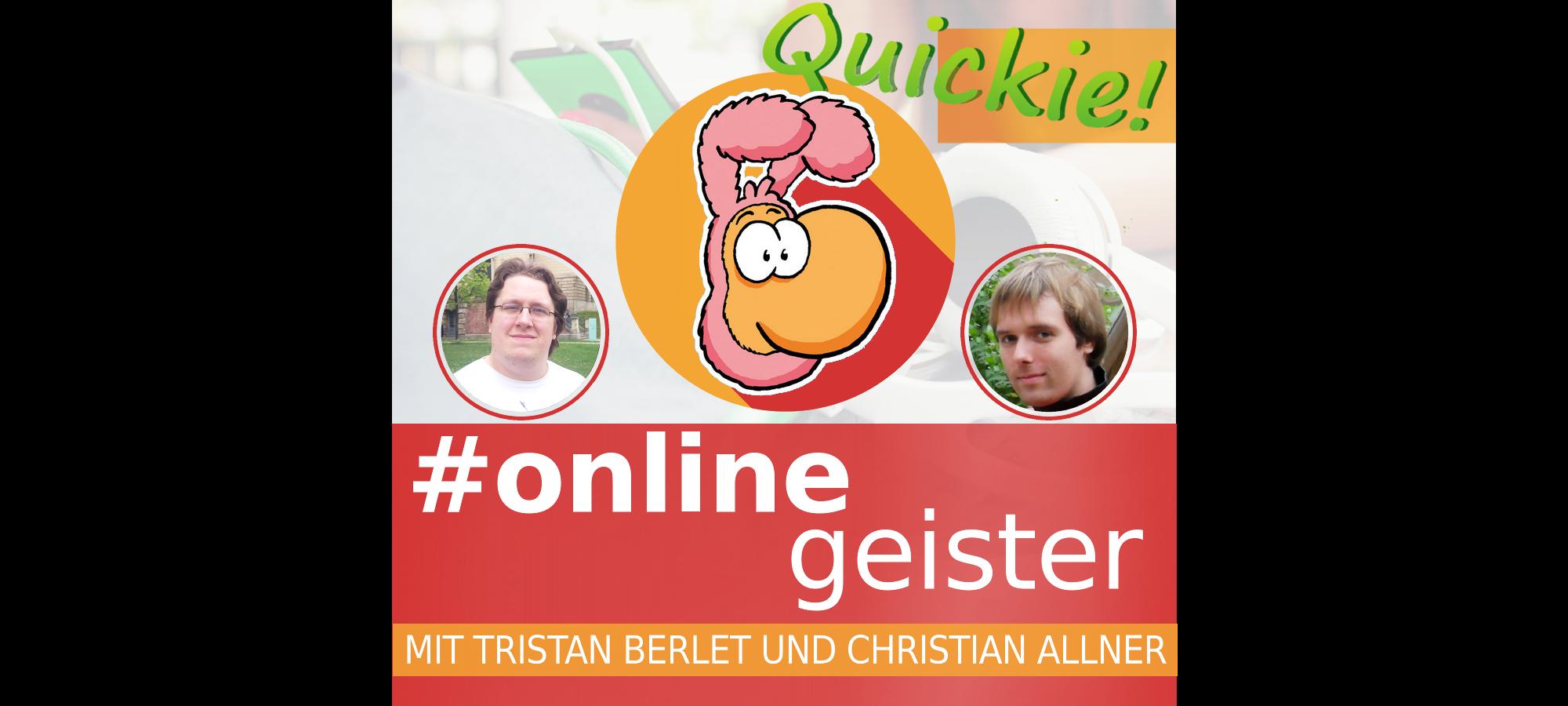 Podcast: Ralph Ruthe — #Onlinegeister-Quickie – Radio über Netzkultur, Social Media und PR