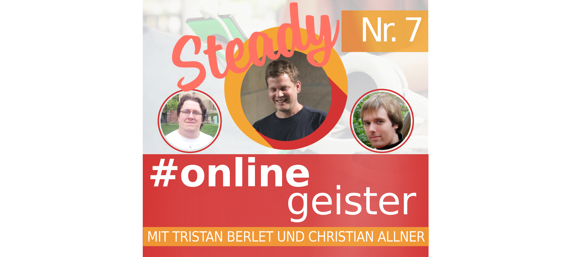 Podcasthinweis: Crowdfunding — #Onlinegeister Nr. 7