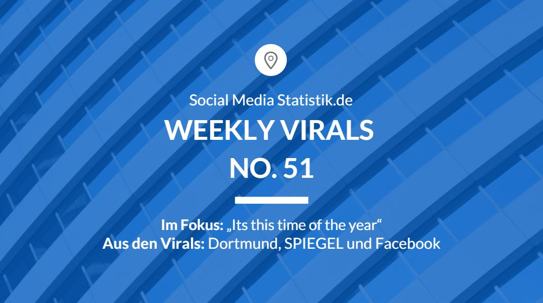 Weekly Virals No. 51