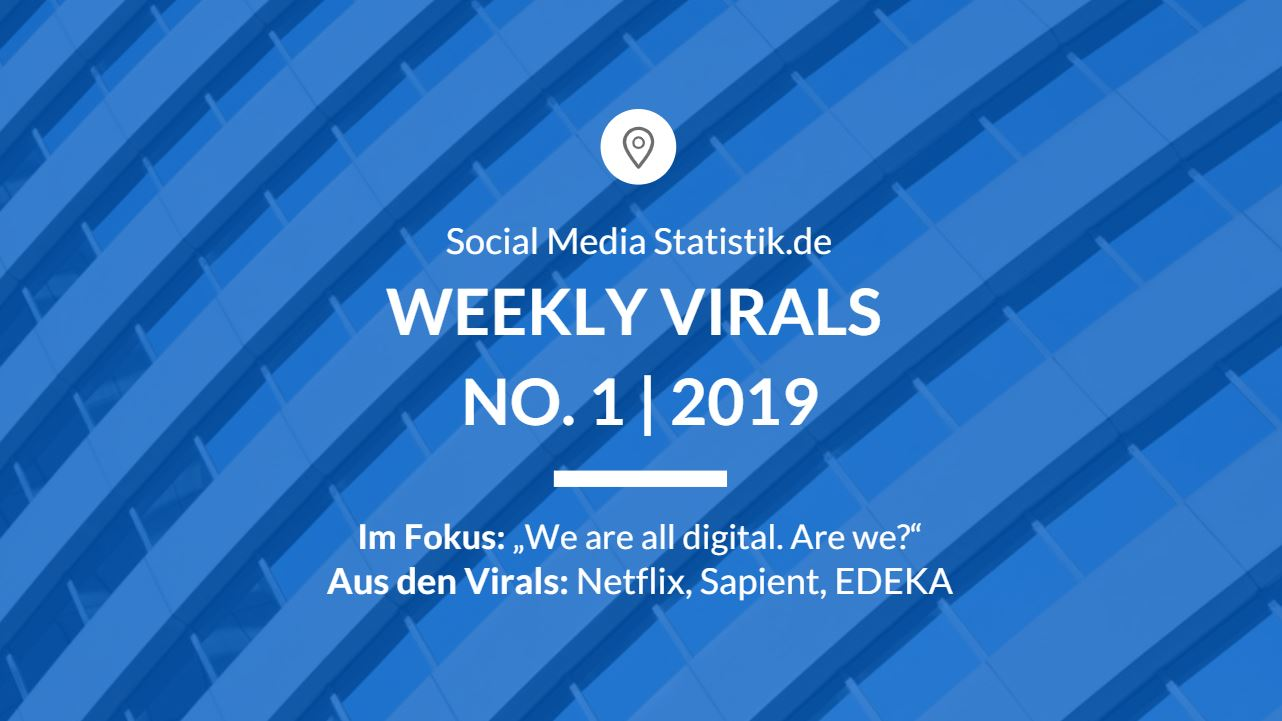 Weekly Virals No. 1 | 2019