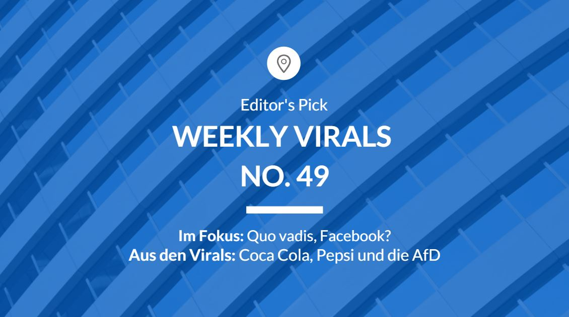 Weekly Virals No. 49
