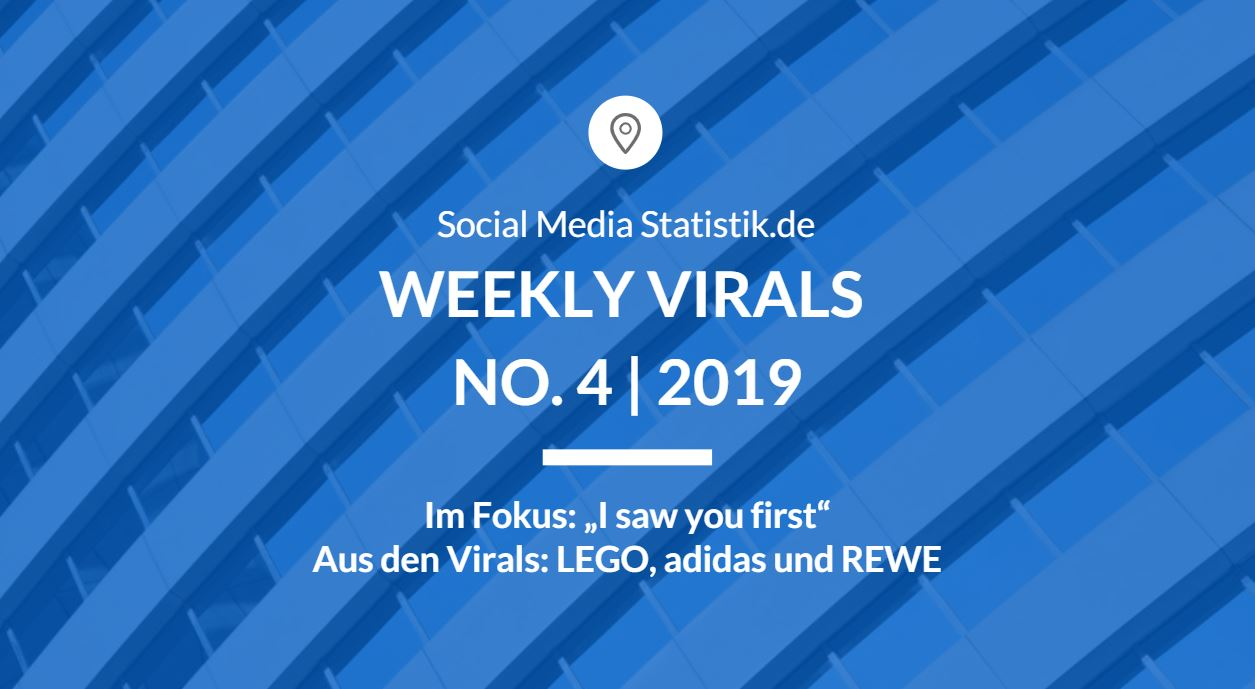 Weekly Virals No. 4 | 2019