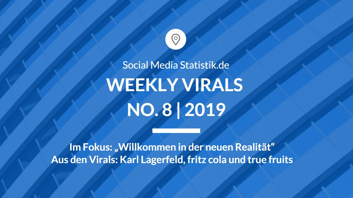 Weekly Virals No. 8 | 2019