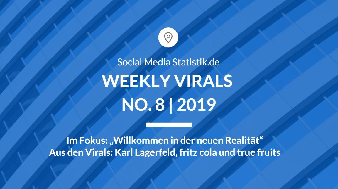 Weekly Virals No. 8 | 2019