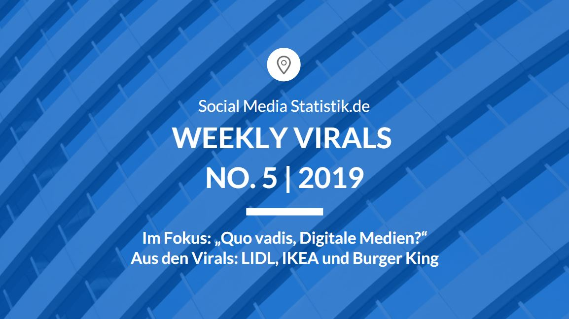 Weekly Virals No. 5 | 2019
