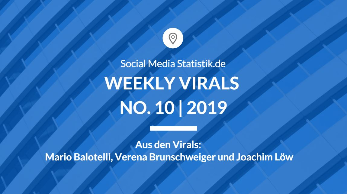 Weekly Virals No. 10 | 2019