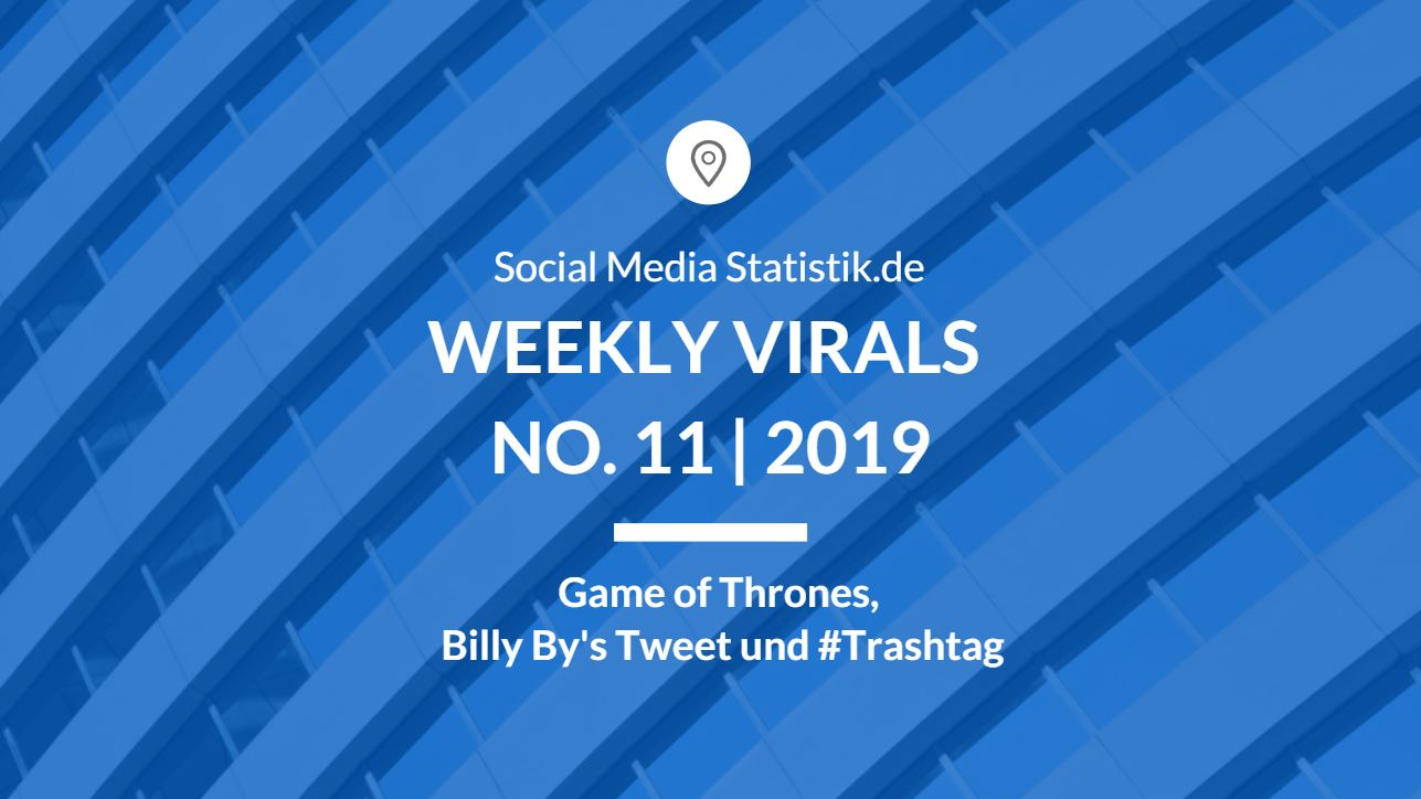 Weekly Virals No. 11 | 2019