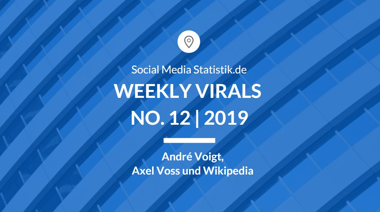 Weekly Virals No. 12 | 2019