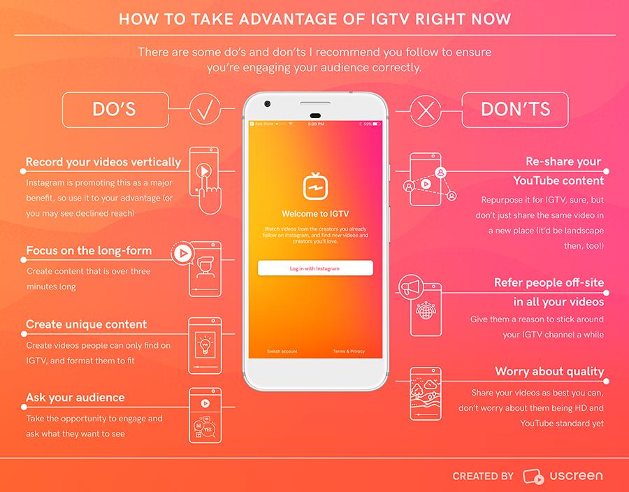 IGTV: 12 Tipps für mehr Video-Views bei Instagram TV